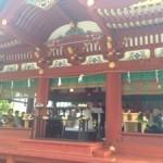 鶴岡八幡宮の結婚式を出て、、、愛と情熱に火を灯す