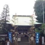 サヌキの鎮守神社とアワの鎮守神社
