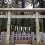 鹿島神宮と香取神宮の要石と男性性サヌキ・女性性アワ