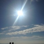 江ノ島神社での御祈り